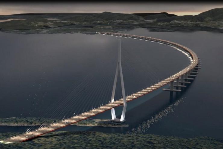 Bjørnafjorden Bridge