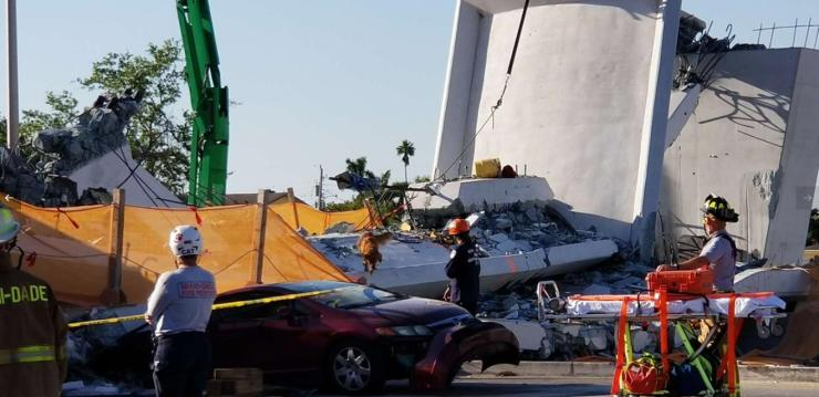 FIU bridge collapse