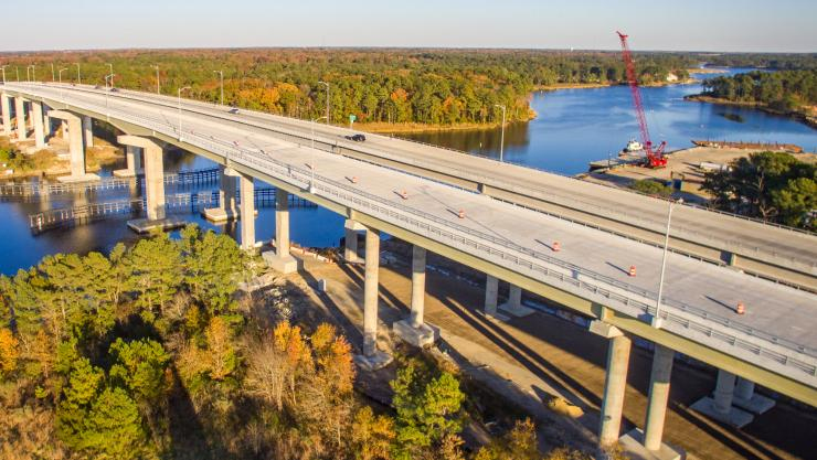 Nine bridges are being considered for the P3 project