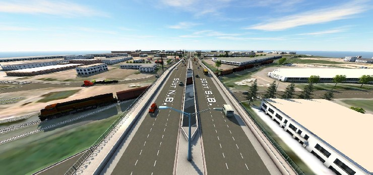 The 50 Street Widening & CP Rail Grade Separation project