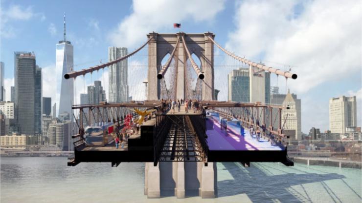 Back to the Future - Reimagining Brooklyn Bridge