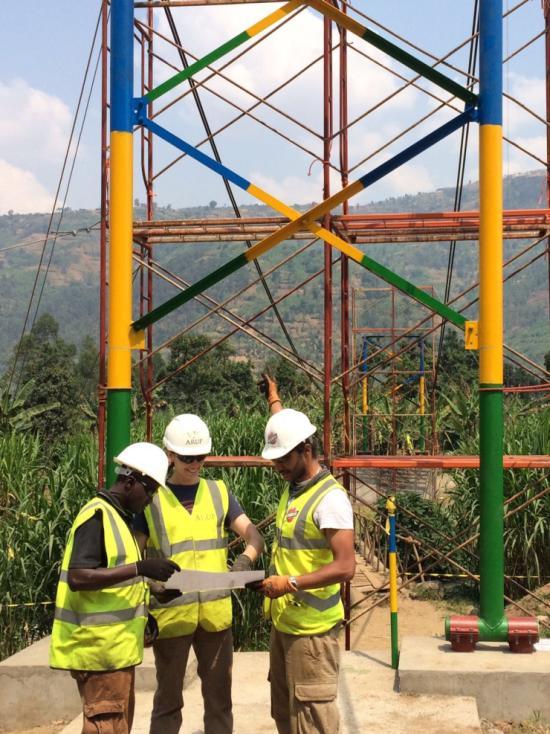 Arup, Bechtel, Bridges to Prosperity - Rwanda