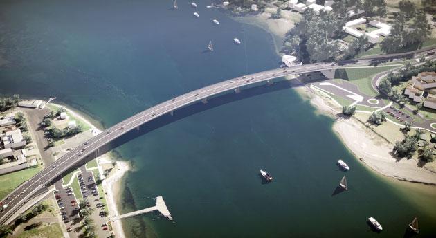 Batemans Bridge