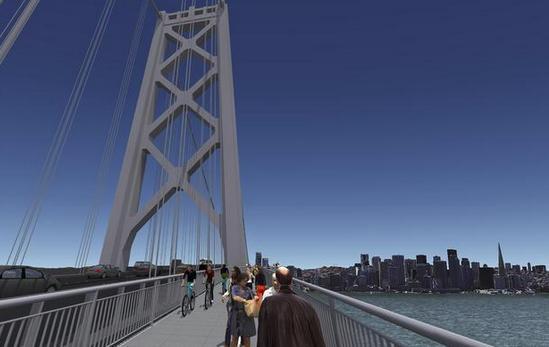 Bay Bridge cycleway