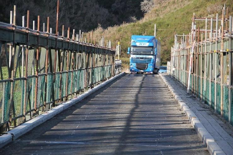 Existing Beaumont Bridge