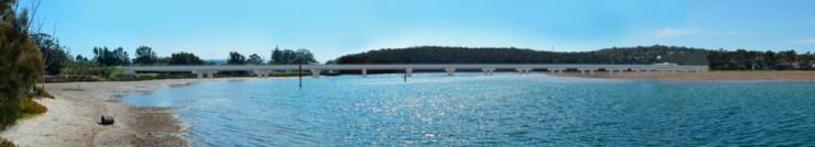 Burrill Lake Bridge
