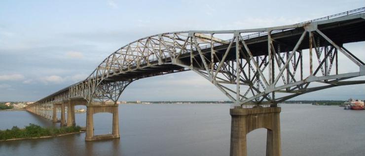 Calcasieu River Bridge