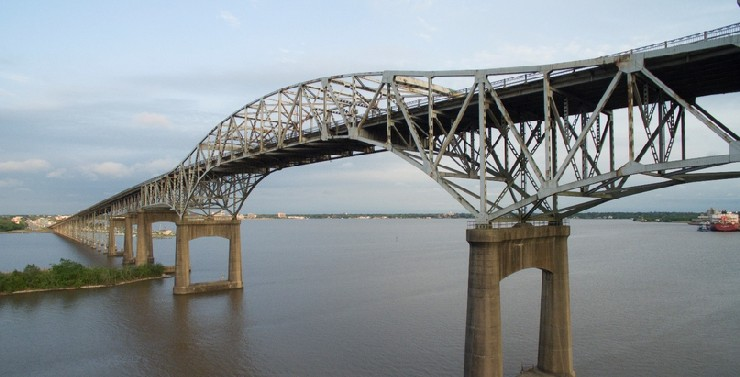 Calcasieu Bridge
