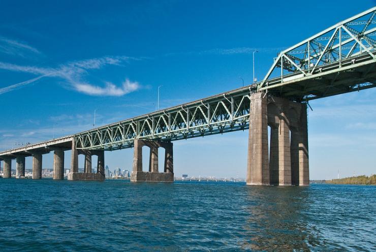 Original Champlain Bridge