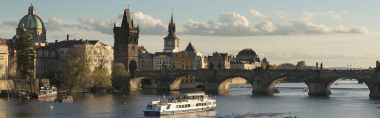 Charles Bridge - photo by Prague City Tourism