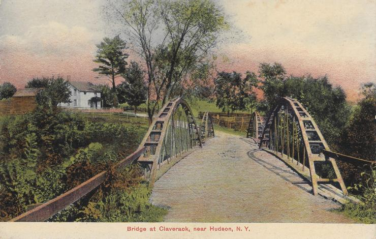 Shaw Bridge - Claverack