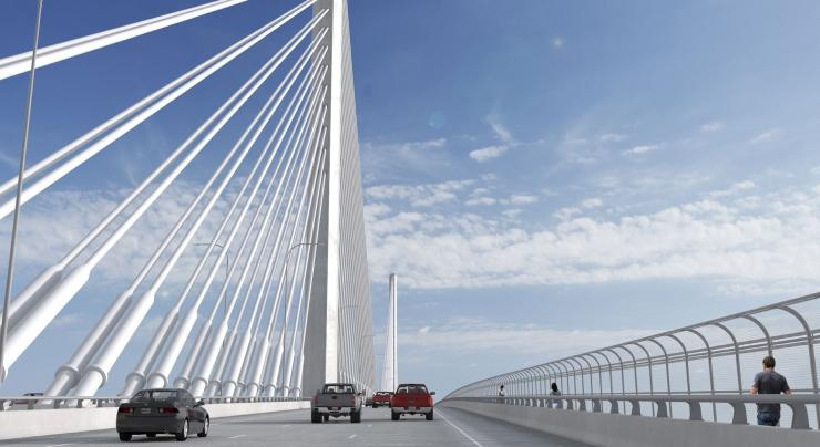 how to build a cable bridge