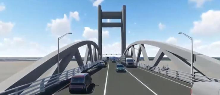 New Demerara Bridge