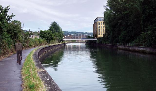Destructor Bridge, Bath
