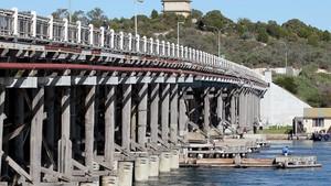 Freemantle Traffic Bridge