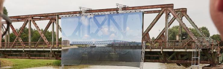 Image showing the future Friesen Bridge