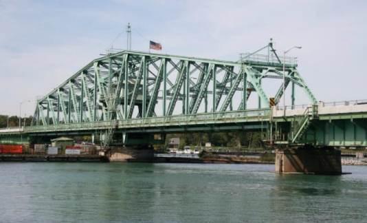 Grosse Ile Bridge, Michigan