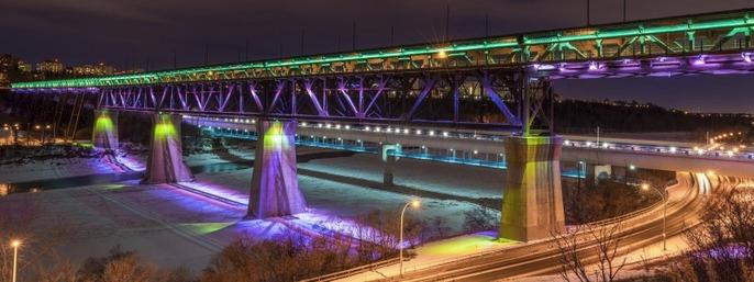 Edmonton High Level Bridge