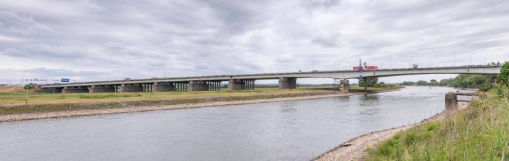 Ijssel bridge - Netherlands