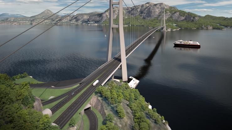 Julsundet Bridge