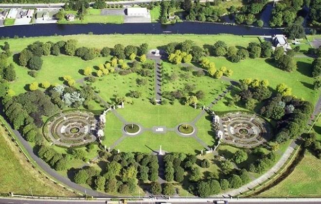 Dublin - Memorial Garden