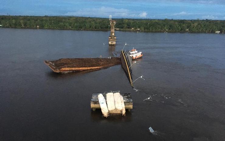 Moju bridge collapse