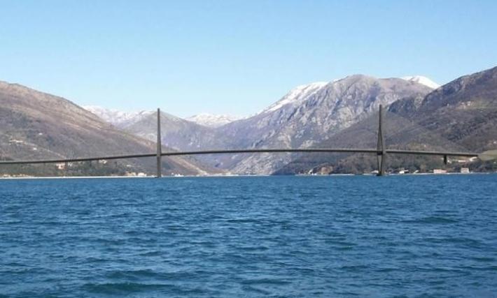 Verige Bridge - Ponting