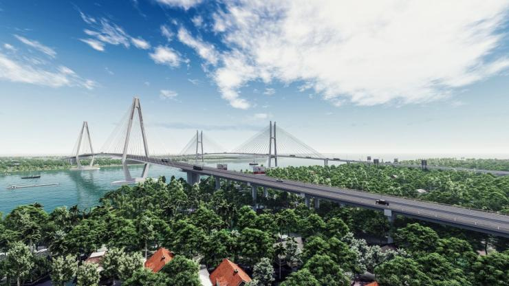 My Thuan 2 Bridge
