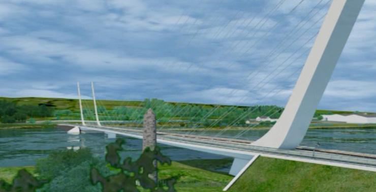 Narrow Water Bridge