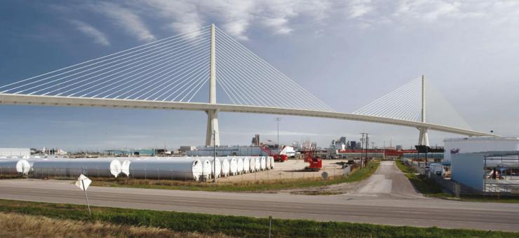 New Harbor Bridge