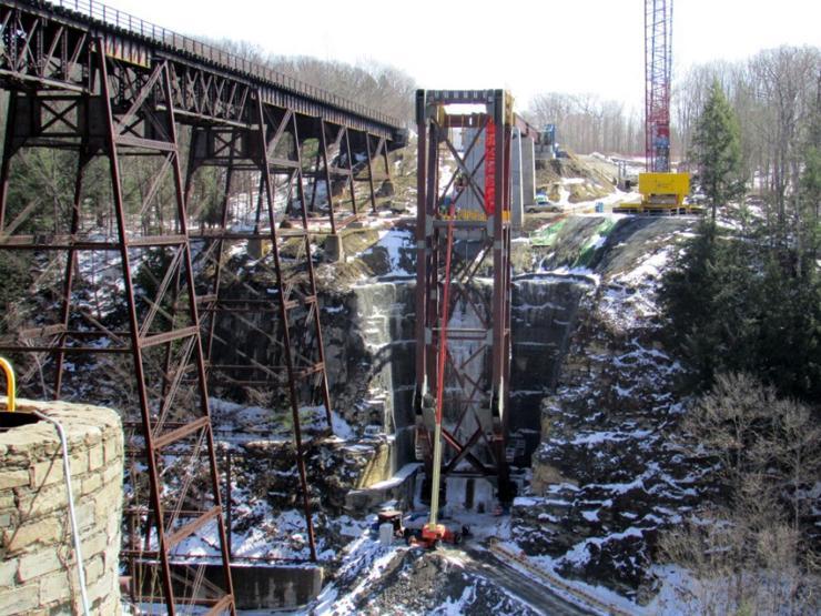 Portageville Bridge