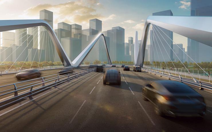 SBP - bridge in Qianhai