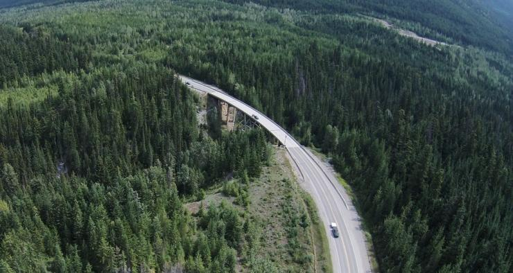 Quartz Creek Bridge