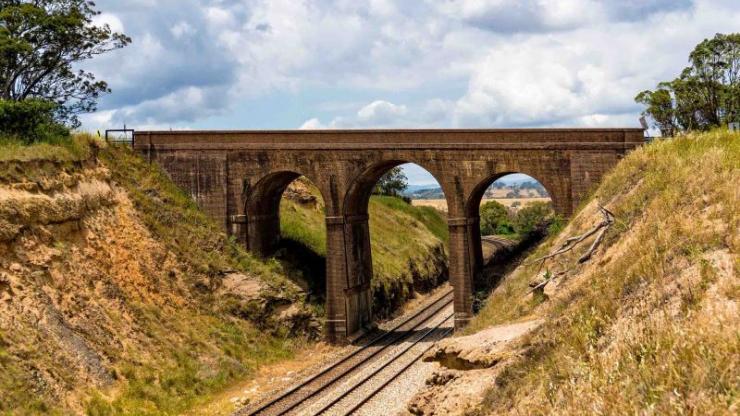 Railway arches - Heriot-Watt University