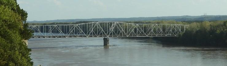 I-70 Rocheport Bridge