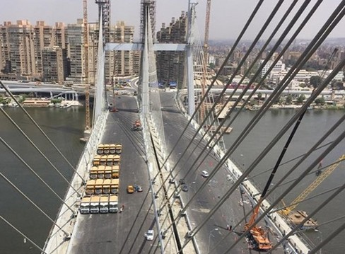Rod El Farag Axis Bridge