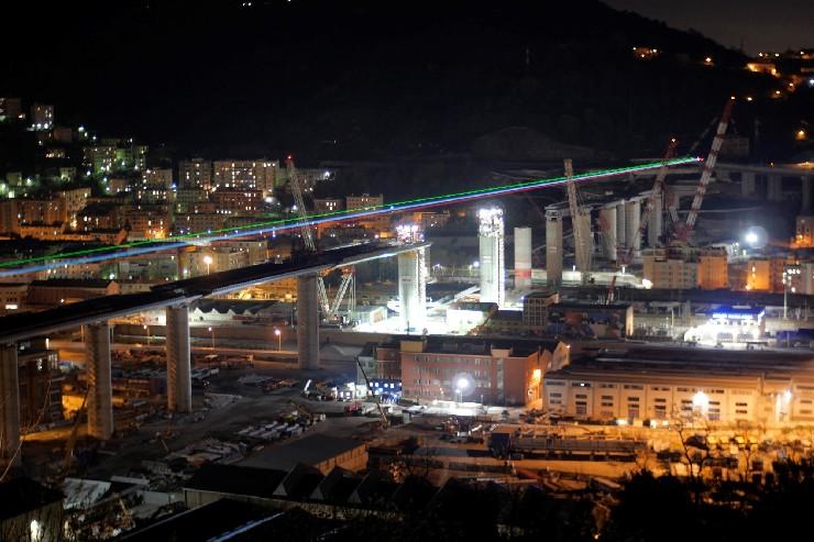 Salini - bridge of light