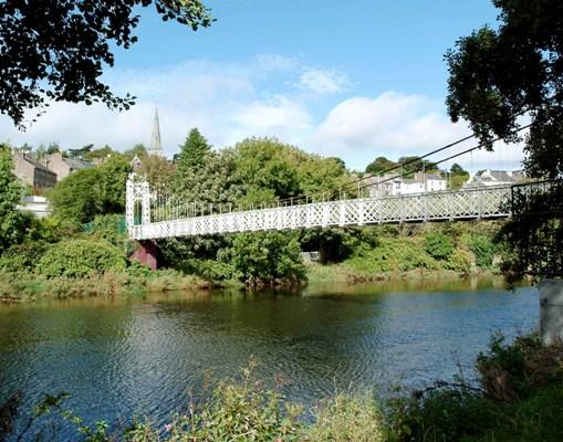 Daly Bridge, Cork - aka Shakey Bridge
