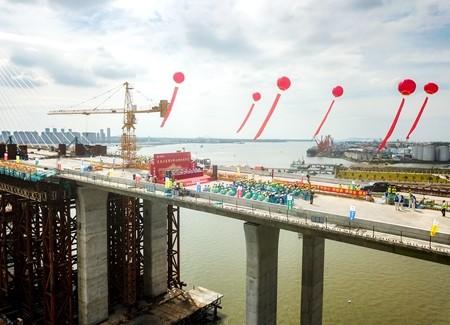 Shuidong Bay Bridge