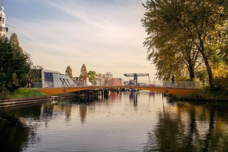 Singelpark bridges