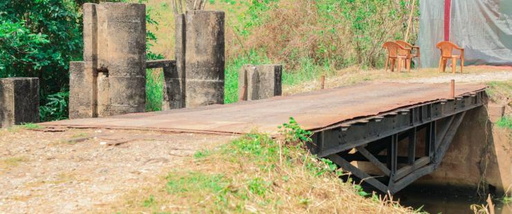 Sri Lanka - 5000-bridge programme