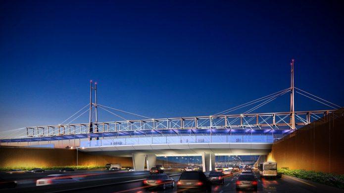 SH114 Signature Bridge