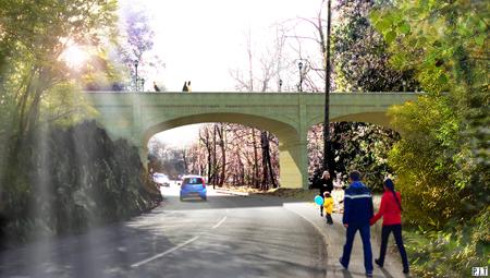 Stone Arch Bridge Design Stone arch brid...