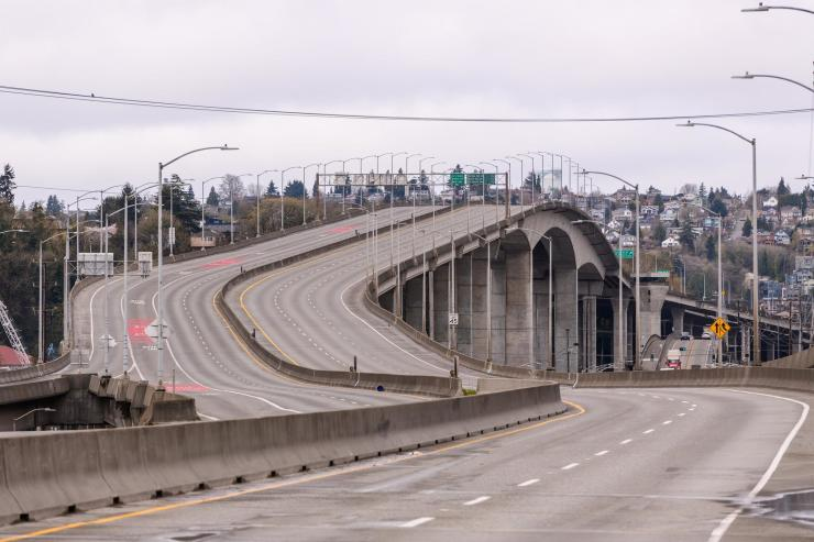 West Seattle High-Rise Bridge